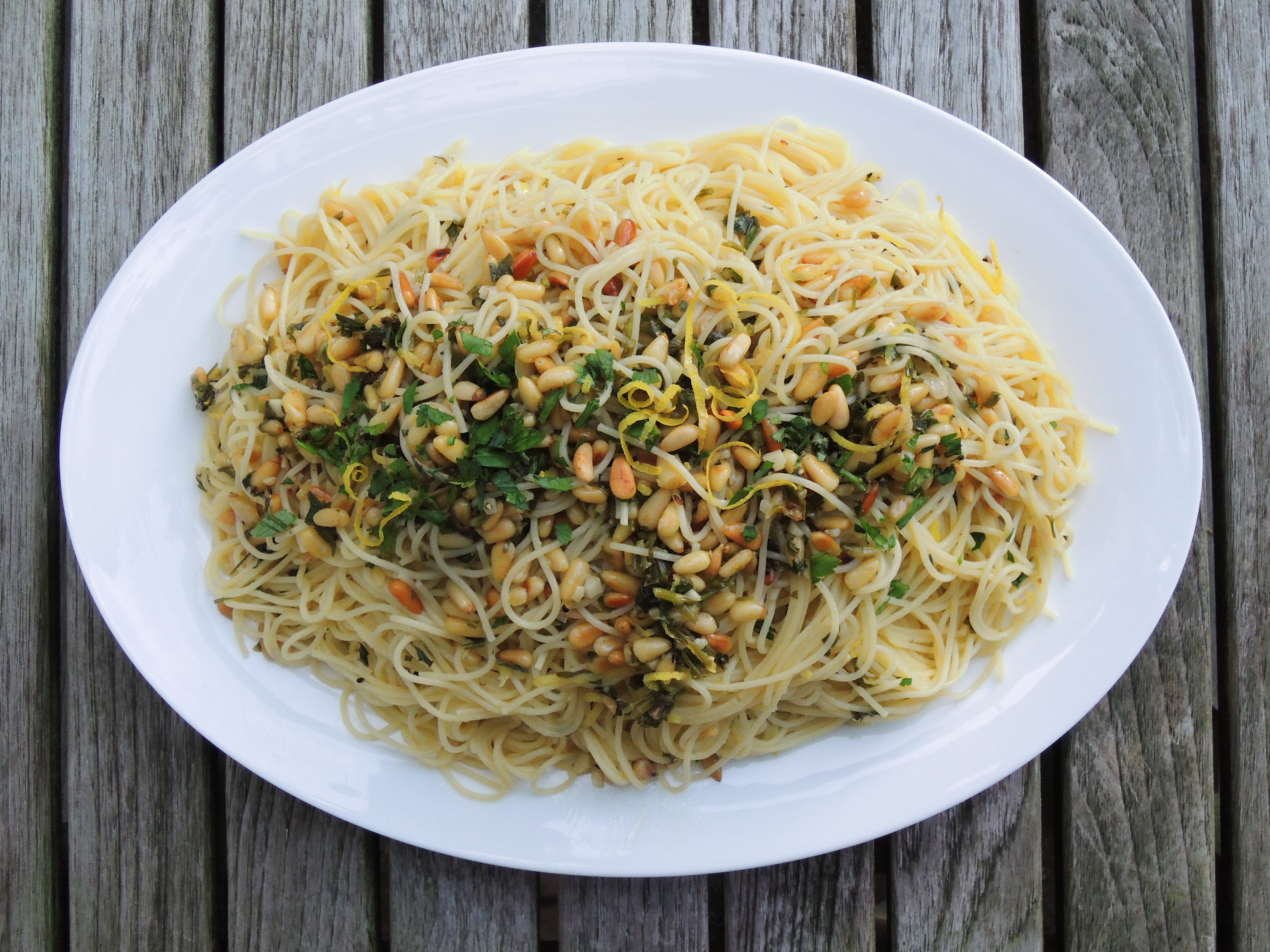 how to boil pasta: capellini – now you're cooking!