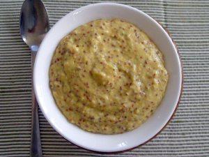 Condiments, mustards, horseradish mustard 1 - Copy