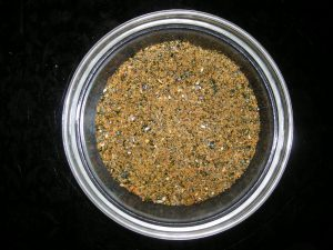 Condiments, spice blends, Japanese-style seasoning salt 1