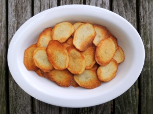 Appetizers, chips, crackers and other dunkers, potato chips 1