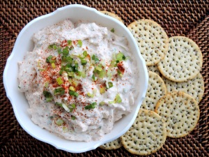 Appetizers, dips and spreads, low country crab spread 2
