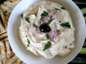 Appetizers, dips and spreads, taramasalata (Greek carp roe spread) 1