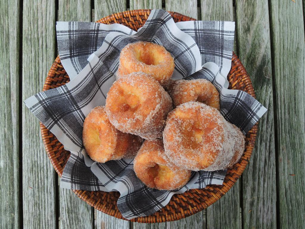 Pancakes, puffed, sugar crusted popovers 1