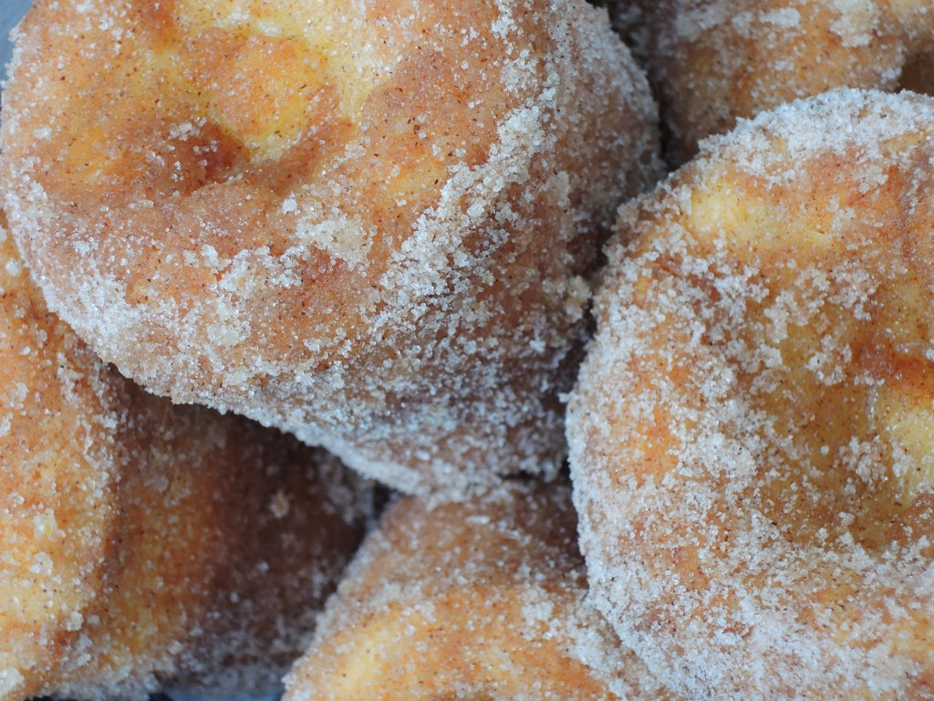Pancakes, puffed, sugar crusted popovers 2
