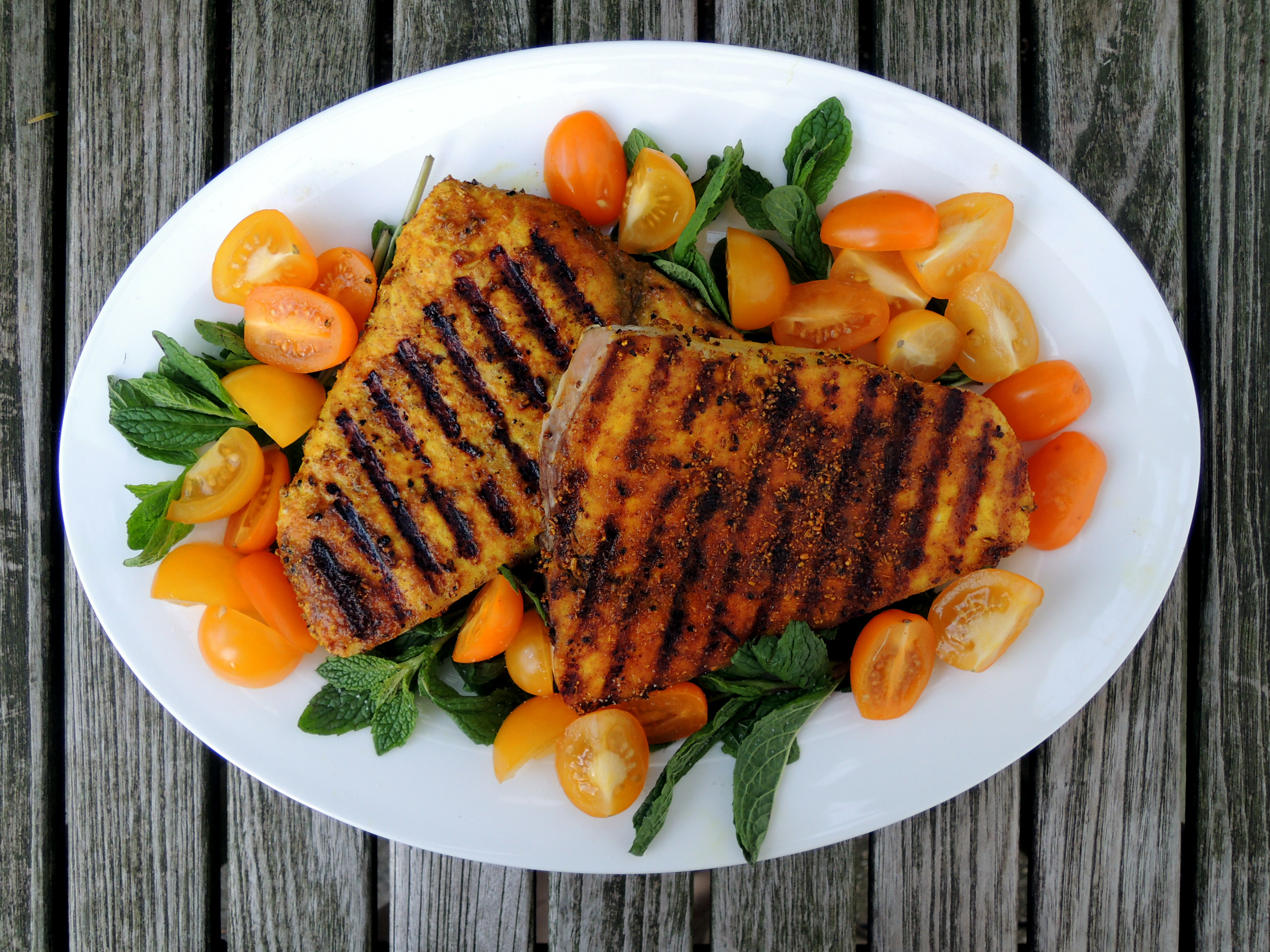 How to Cook Swordfish Steaks  thespruceeatscom