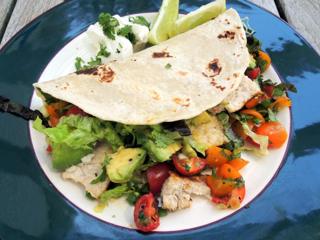 Sandwiches, swordfish tacos 2