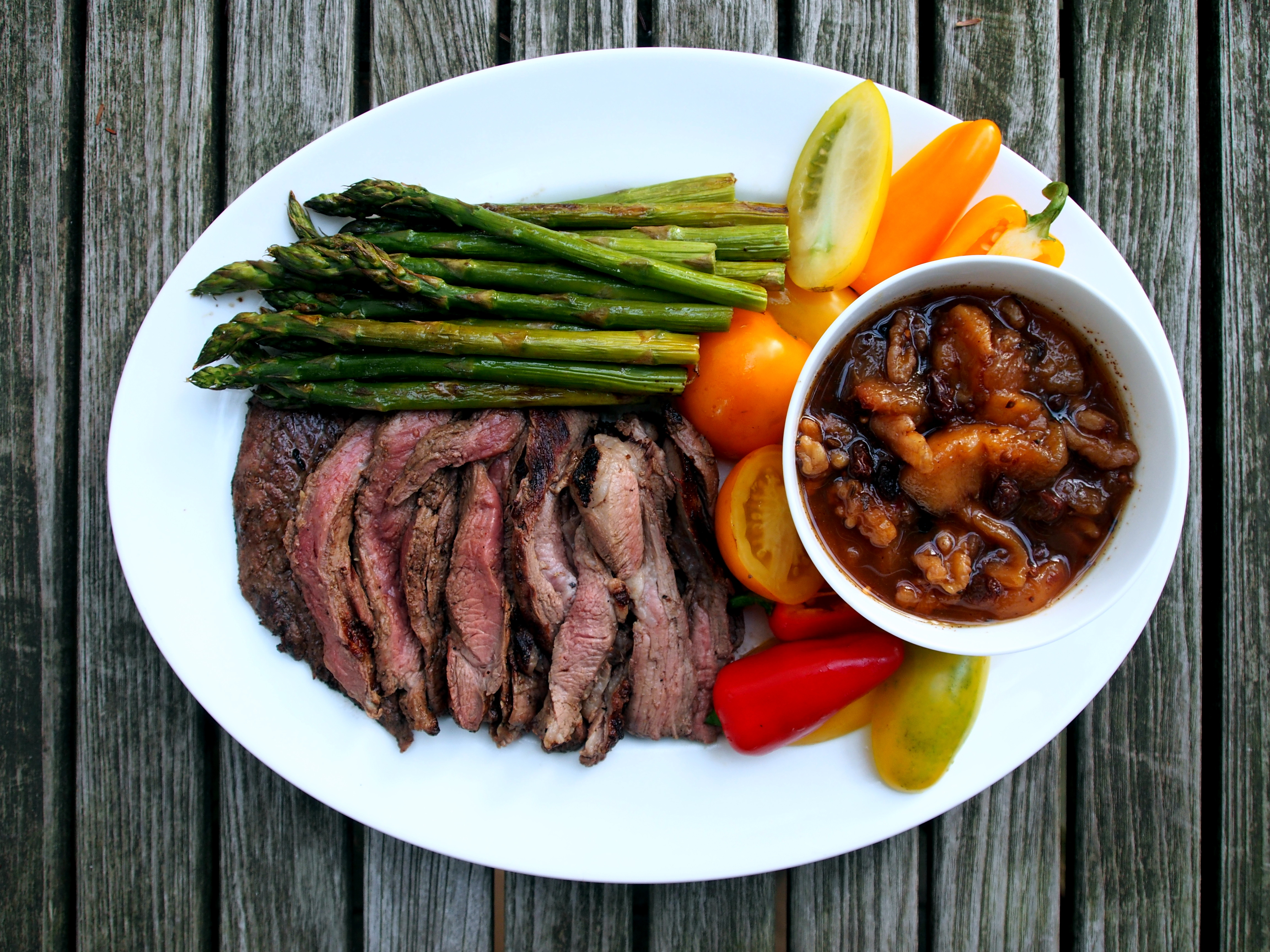 GRILLED BUTTERFLIED LEG OF LAMB – Now You're Cooking!