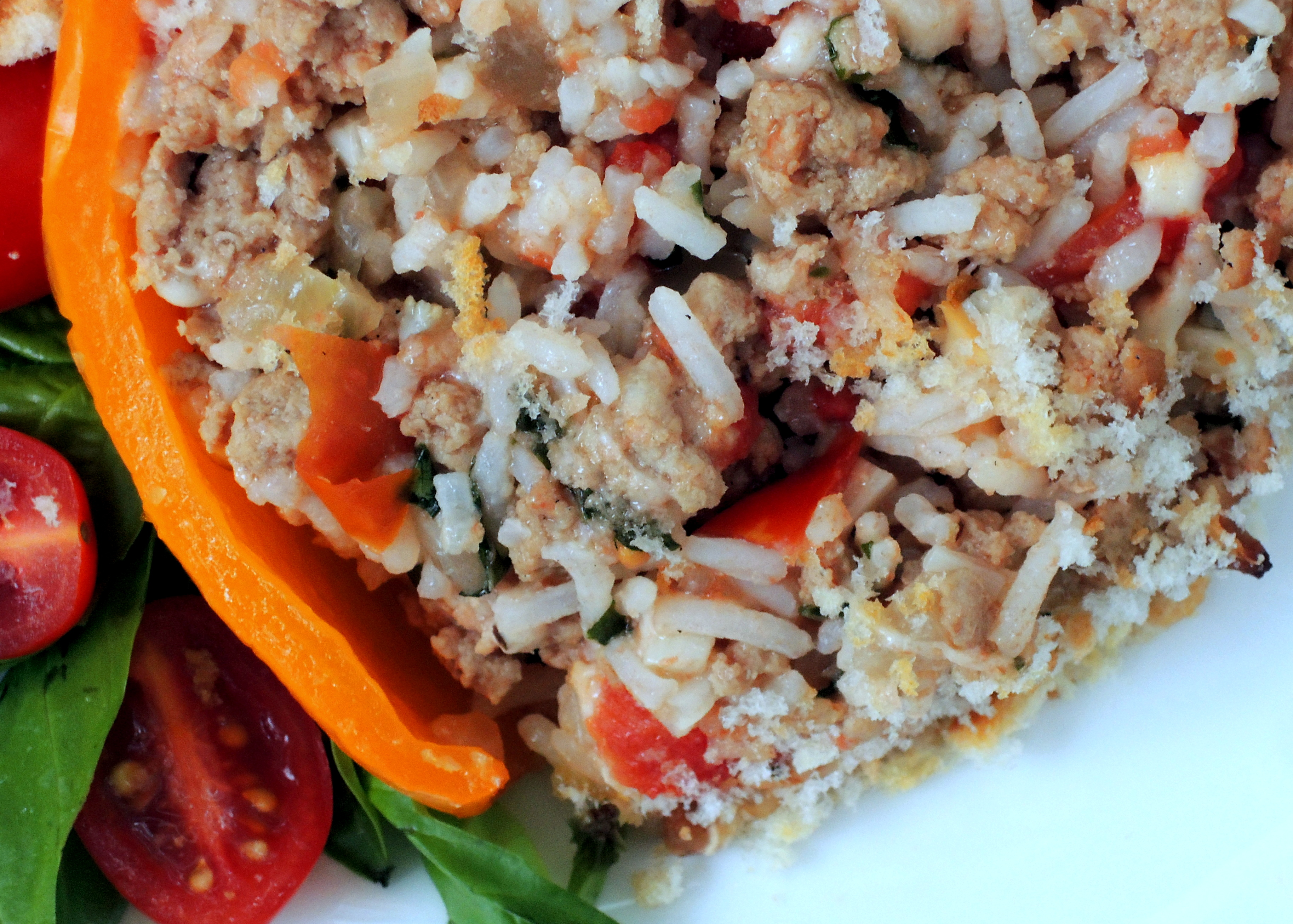 America S Test Kitchen Stuffed Peppers