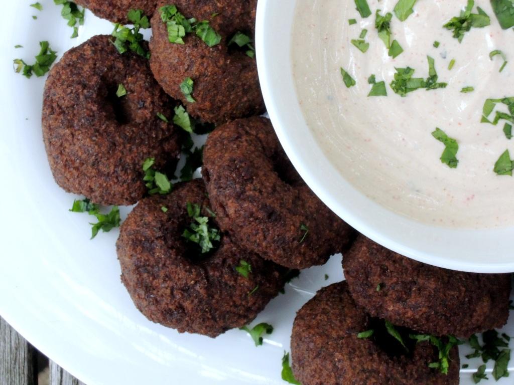 Meatballs, falafel 2
