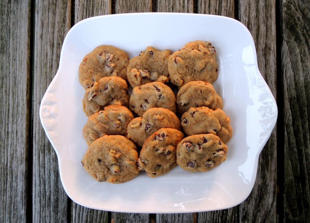 Desserts, cookies, Nana's chocolate chip cookies 1