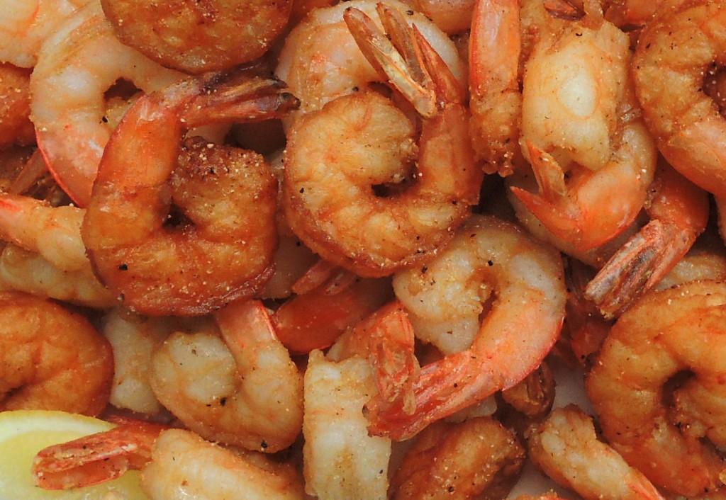 Shrimp, fried, Gulf Coast fried shrimp 2