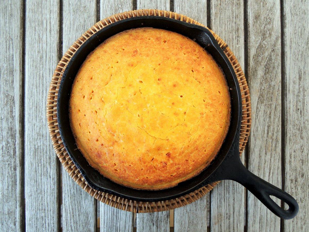 Breads, cornbread 1