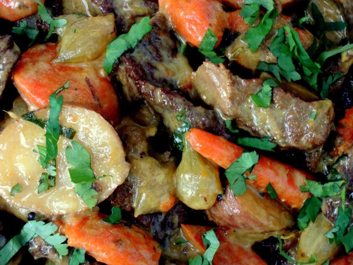 Beef, stews, Kerala-style beef stew 3