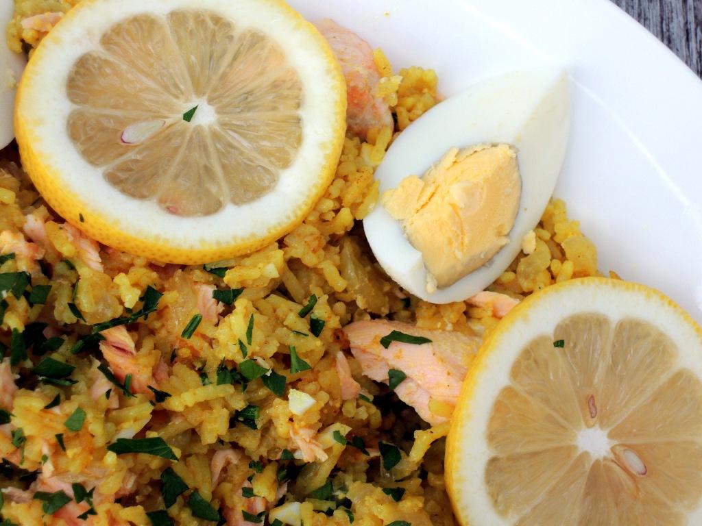 Rice, rice mains, kedgeree 2
