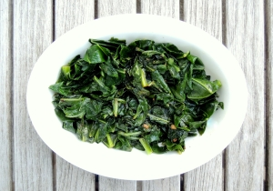 Vegetables, collard greens, couve a mineira 1