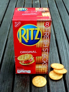 Fish, cod, Ritz cracker cod 5