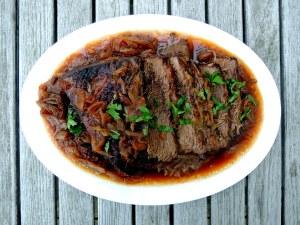 beef, pot roasts, brisket a la carbonnade 1