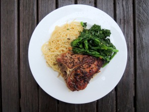 veal, sauteed veal chops with lemon and rosemary 1