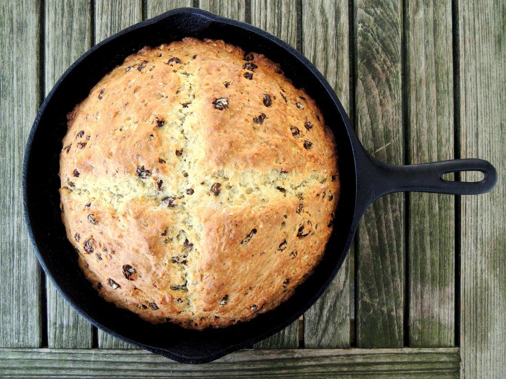 Breads, Irish American soda bread 1