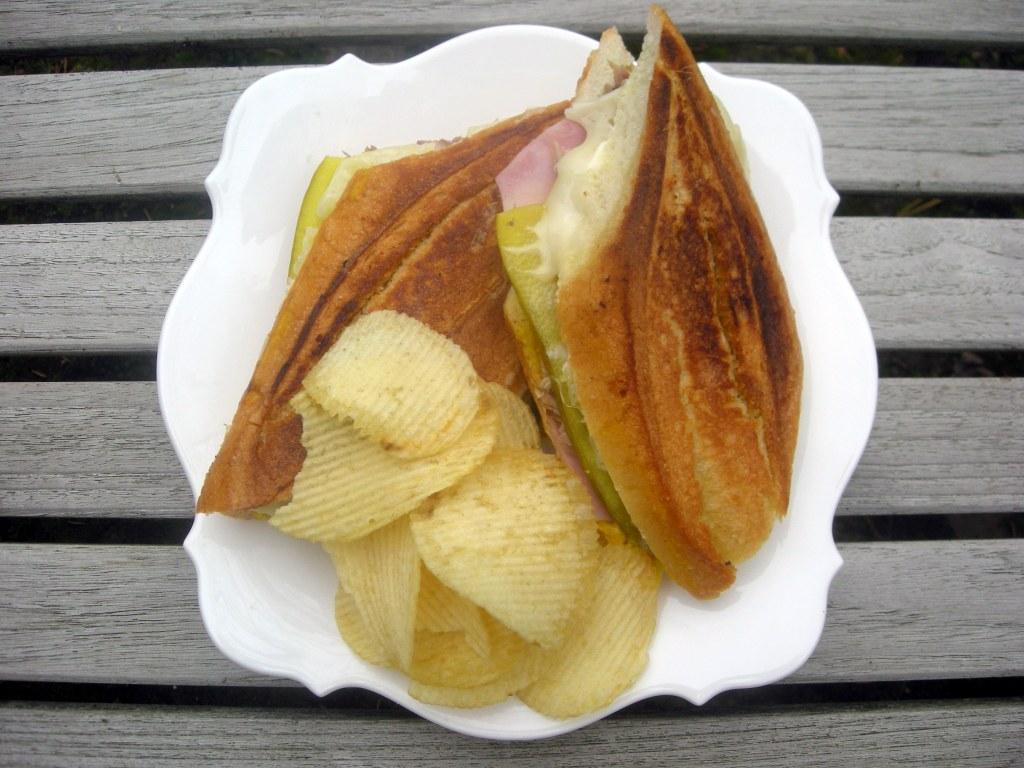Sandwiches, Cuban sandwich 1