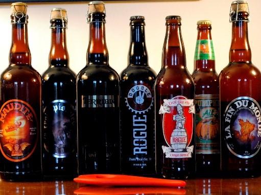 halloween beers